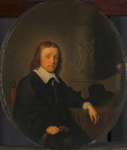 Portret van Johan Wittert van der Aa (1604-1670)