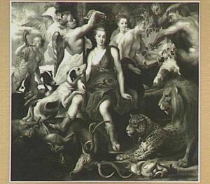 De kroning van Diana