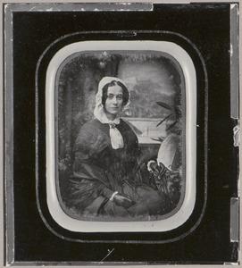 Portret van Sandrina Christina Elisabeth Enschedé (1794-1871)