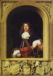 Portret van Ulrik Frederik Gyldenløve (1638-1704)