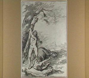 Hercules doodt Nessus (Metamorfosen 9:101-133)