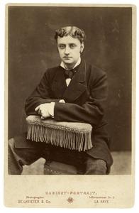Portret van Henri Emile van Herzeele (1848-1914)