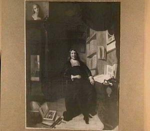 Portret van Joan Blaeu (1650-1712)