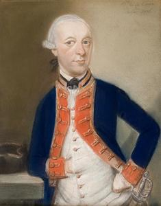 Portret van Carel van Boetzelaer (1727-1803)