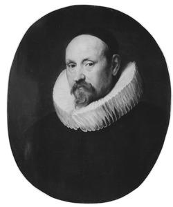 Portret van de schilder Jan Snellinckx (1544/49-1638)