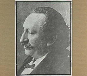 Portret van de schilder Willem Maris