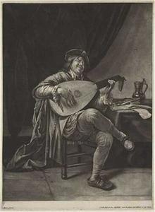 Portret van Jan Steen (1626-1679)