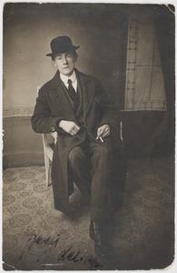 Herbert Fiedler in Parijs, Rue Delambre 35