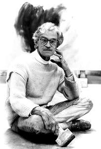 Portret van Eugène Brands