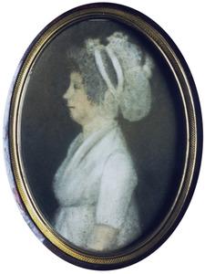Portret van Maria Arnolda Lamberts ( -1851)