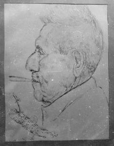 Portret van Rudolf Polak (1868-1952)