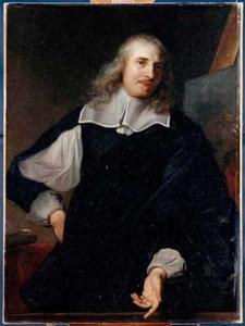 Portret van Michel Corneille (1661-1664)
