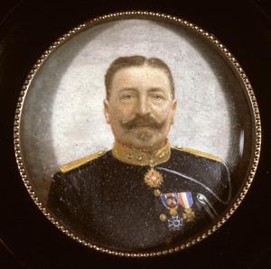 Portret van Coenraad Alexander Prins (1843-1923)