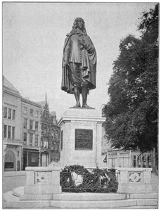 Standbeeld van Johan de Witt (1625-1672)