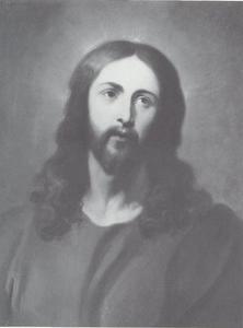 Portret van Christus