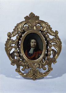 Portret van Willem Cornelisz. Backer (1656-1731)
