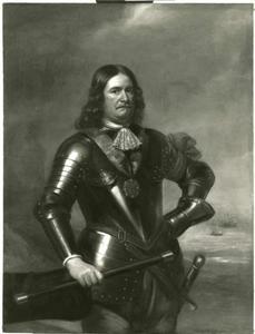 Portret van Jan Evertsen