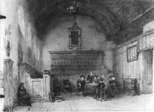 Consistoriekamer te Alkmaar
