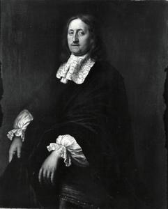 Portret van Willem Spiering (1668-1686)