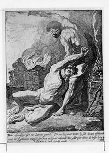 Kaïn vermoordt Abel (Genesis 4: 2-12)
