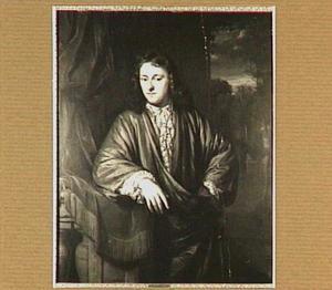 Portret van Joris d'Acquet (1663-1732)