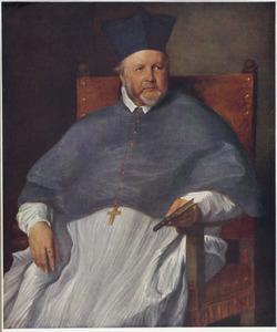 Portret van Jan Malderus, bisschop van Antwerpen