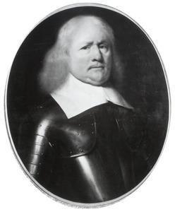 Portret van Maerten van Juchen (?-1673)