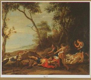 De dood van Adonis