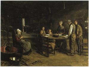 Gebed voor de maaltijd