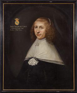 Portret van een Judith van Oer tot Kaecksbeeck (?-1638)