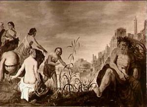De vlucht van Cloelia (Livius, Ab Urbe Condita 2:13)