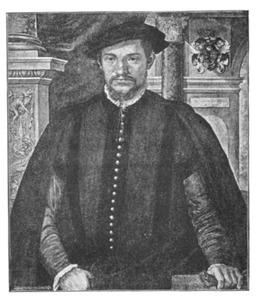 Portret van Guillaume de Norman (de Jonge) ?