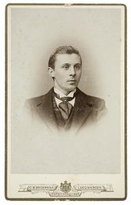 Portret van Ente Tyde Bosma (1888-1960)
