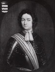 Portret van een man, mogelijk Maximiliaan Jacob van Renesse (1669-1738)