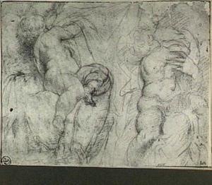 Schetsen naar de 'Madonna Medici'