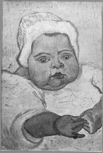 De baby Marcelle Roulin
