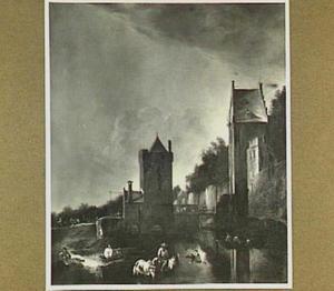 De Wittevrouwenpoort te Utrecht