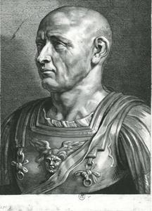 Buste van P. Cornelius Scipio Africanus