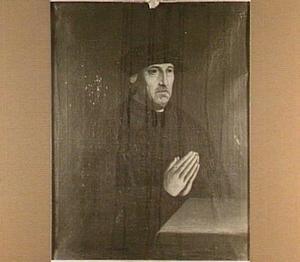 Portret van Ocker Hallincq (1414-1482), Raad van Dordrecht