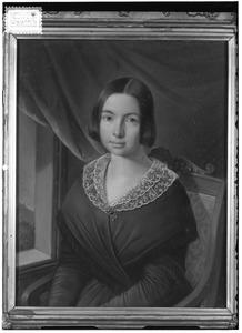 Portret van Margaretha Sophia Taets van Amerongen (1820-1890)
