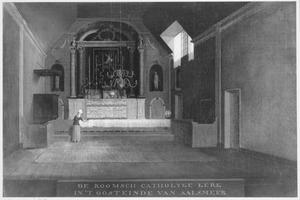 Interieur van de HH. Petrus en Paulus te Aalsmeer
