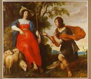 Corydon en Sylvia