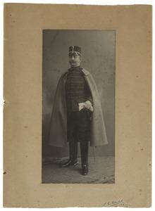 Portret van dhr. Lucas Hermanus Eberson (1872-1924)