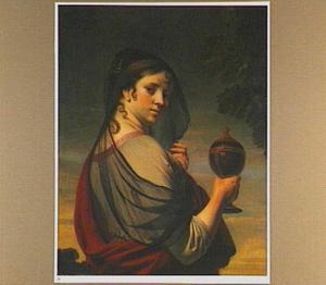 Artemisia met de as van haar man Mausolos