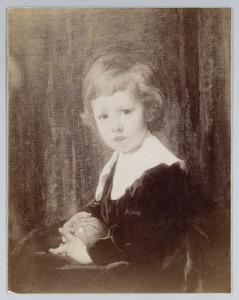 Portret van Johan Leendert van Soest op jonge leeftijd