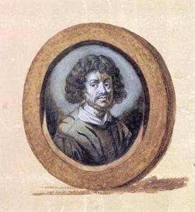 Portret van Claude Lorrain