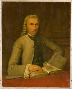 Portret van Christiaan de Jonge (1730-1790)