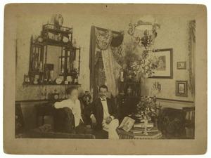 Barthold Theodoor Wilhelm van Hasselt (1869-?) en Wesselina Carolina Ermeling (1875-?)