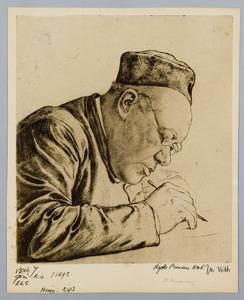 Portret van Prof. Dr. H.J.A.M. Schaepman