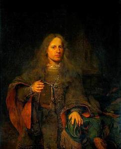 Portret van Ernst van Beveren (1669-1722)